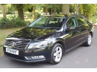 Volkswagen Passat 2.0 TDI BlueMotion Tech S 4dr (start/stop) FULL VW SERVICE HISTORY