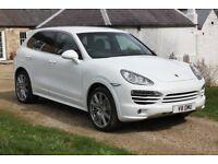 Immaculate Porsche Cayenne 3.0 V6 Diesel FSH, new MOT, Porsche Warranty