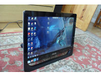 ASUS ET2011 EGT ,ALL IN ONE TOUCH SCREEN PC, WITH 4GB RAM,500GB HARD DRIVE ,WEBCAM, WIRELESS