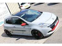 LATE 2010 RENAULT CLIO 2.0 RENAULTSPORT CUP 197 BHP 3DR HATCHBACK (FINANCE & WARRANTY AVAILABLE)