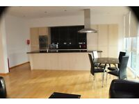 Two bedroom apartment. Glasgow City Centre