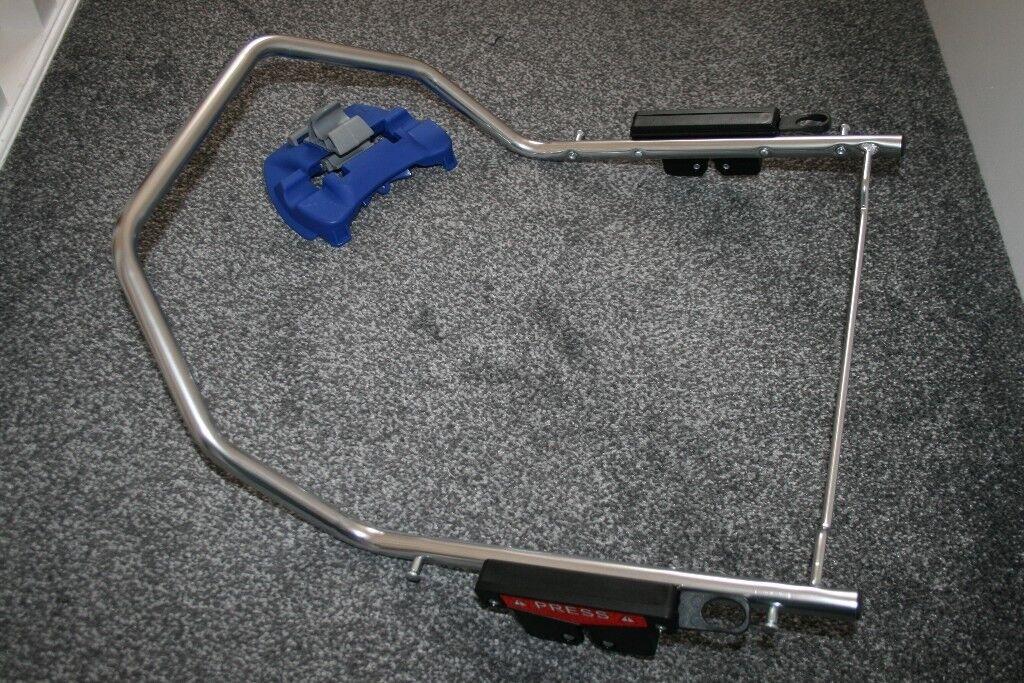 Emmaljunga Britax Baby Safe Plus SHR car seat ADAPTER can post