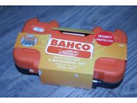 """BAHCO 34 PCE 3/8"""" AND 1/4"""" DYNAMIC DRIVE SOCKET SET S330 NEW"""