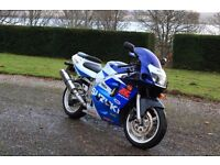 SUZUKI GSX-R600 Low mileage, well maintained.