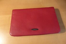 New Tula Red Leather Purse