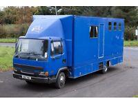 1998 DAF 45 7.5T Horsebox