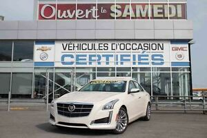 2014 Cadillac CTS (4X4) + NAVIGATION+TOIT OUVRANT