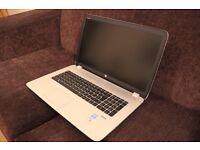 HP Envy 17.3 inch 17-J053ea 1080p Laptop 1tb HDD 12GB RAM