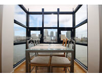Spacious 2 double bedroom apartment with private balcony and stunning views