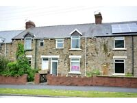3 Bedroom Terraced Home In Greencroft, 3 minutes walk from Annfield Plain, Refitted Kitchen, Parking