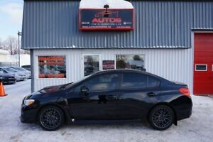 2015 Subaru WRX STi TURBO 305 Hp AWD 6 VITESSES PLUSIEUR MODIFIC
