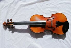 Full size Violin - Europe mid-20th