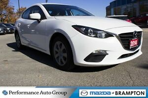2014 Mazda MAZDA3 SPORT GX|SINGLE OWNER|BLUETOOTH|PUSH START