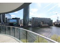 Luxurious 2 bedrooms flat in Ability place . SOUTH QUAY . 2 mins walk to Canary wharf.Gym and porter