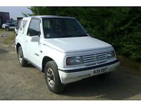 1996 Suzuki JLX SE