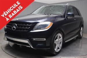 2013 Mercedes-Benz M-Class ML 350 BLUETEC AMG PACK TOIT PANO NAV
