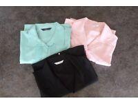Ladies short sleeved Blouses