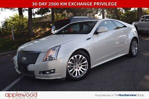 2011 Cadillac CTS AWD, NAVIGATION, ONE OWNER
