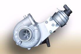 Turbocharger for Alfa Romeo 159, Gulietta, Fiat Freemont - 2.0 JTDM. Turbo no. 787274 / 803958.