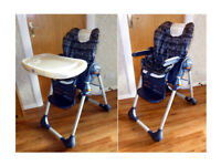Chicco Highchair VGC