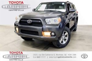 2013 Toyota 4Runner SR5 4WD V6 CUIR + CAMERA + MAGS + TOIT OUVRA