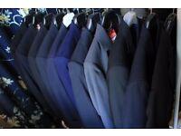 KINLOCH ANDERSON Men's Suit Jackets (never worn)