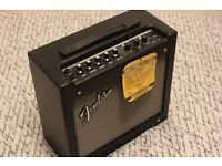 GUITAR AMPLIFIER FENDER