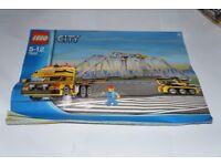 LEGO TRUCK 7900 / Heavy Loader