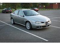 Alfa Romeo - 156 - Diesel 1.9 16v 150bhp - JTD SPORT M-JET 16v