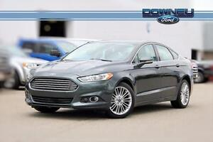 2016 Ford Fusion SE/AWD/NAV/LEATHER/SUNROOF/2.0L