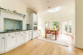 WIMBLEDON**STUNNING 5 BED HOUSE**SPACIOUS & MODERN**2 RECEPTIONS**2 BATHS**TERRACE**REAL MIUST SEE!!