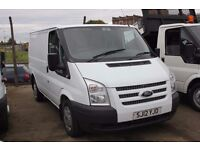 FORD TRANSIT 100 T-260 EURO 5 SWB– 12-REG - EXCELLENT CONDITION