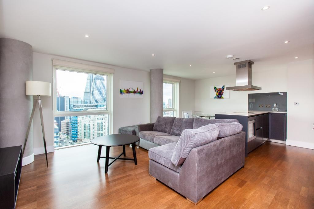 2 bedroom flat in One Commercial Street, Crawford Building, Aldgate E1