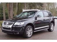 Volkswagen Touareg 3.0 TDI V6 Altitude 5dr 1 OWNER FROM NEW,LEATHER