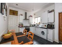 Underhill Road - A newly redecorated two double bedroom conversion flat to rent.