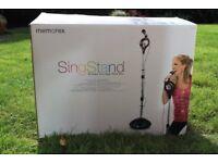 Memorex Singstand Microphone
