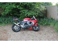Hyosung GT125R V-Twin Supersport. Perfect learner bike. Low miles. 2016 125cc commuter