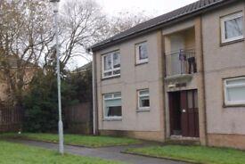 Ground Floor Unfurnished One Bedroom Flat To Let In Burnside Avenue Mossend