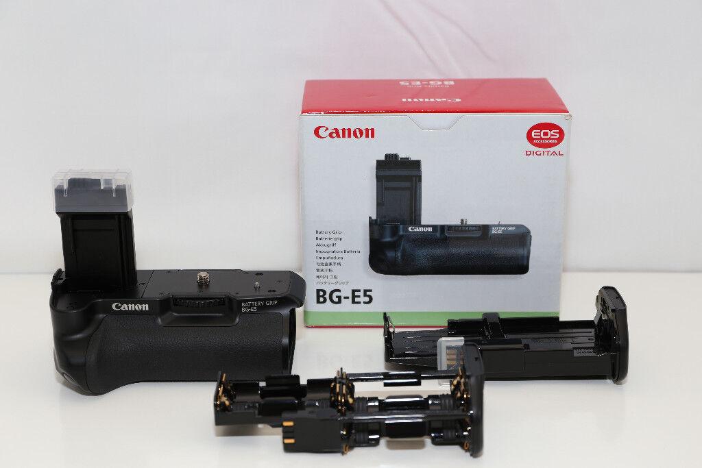 Canon BG-E5 Battery Grip.