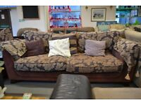 Sofa, Chair and Foot Stool GT 882