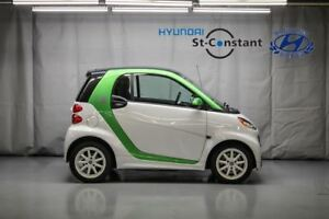 2014 smart fortwo electric drive Passion JAMAIS ACCIDENTE, BAS K