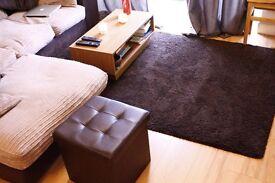 Big brown carpet