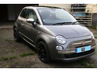 2010 Fiat 500. Superb Low Milage car.