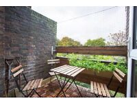 4 BEDROOM FLAT £650 PER WEEK BETHNAL GREEN AVAILABLE MID APRIL PRIVATE BALCONY - HOXTON SHOREDITCH