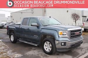 2014 GMC Sierra 1500 SLE DOUBLE CAB 4X4 - CAMÉRA - HITCH !