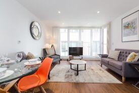 Serviced Apartment - 1 bed Flat at Royal Victoria E16