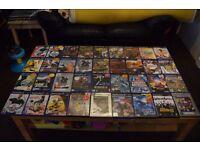 """PS2 Games 40+ Cd's """"Big bundle"""""""