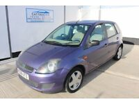 Ford Fiesta 1.25 Style 5dr ** LOW MILES ** 11 MONTHS MOT - 5 DOORS