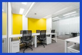 Uxbridge - UB11 1FW, Open plan office space for 15 people at Stockley Park The Square