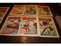 Warlord comics